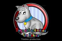 Dogs and activities for babies