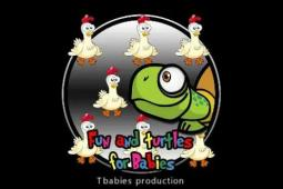 Fun and turtles for Babies