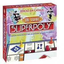 Superpoly de luxe en català